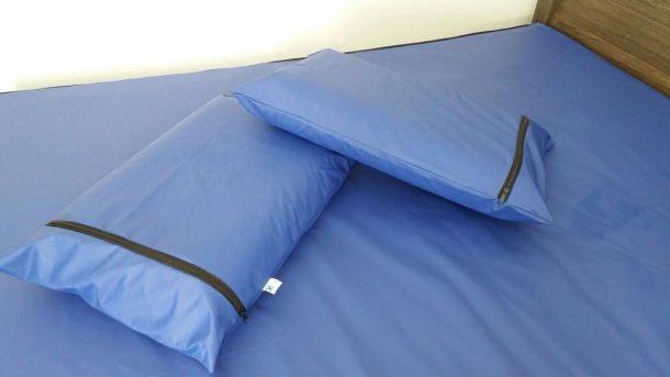 Capa Impermeável para Travesseiros